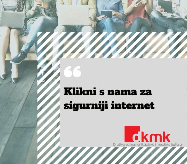 """UNIQA osiguranje pružilo potporu projektu """"Klikni s nama za sigurniji internet"""""""