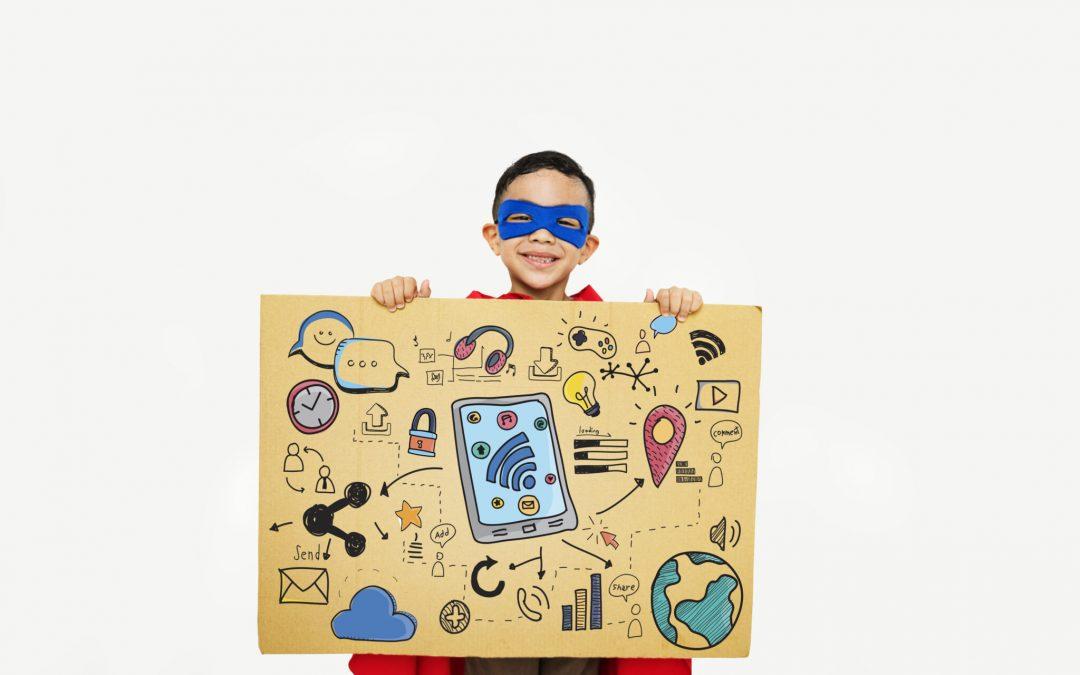 Virtualna izložba – mediji mogu biti (super)heroji!