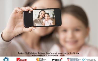 """Predavanje u sklopu projekta """"Roditeljstvo u digitalno doba"""""""