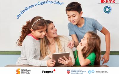 """Projekt """"Roditeljstvo u digitalno doba"""""""
